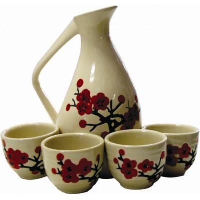 Набір для саке  керамічний TRACU AS14665-W