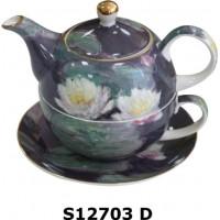Чайный набор S12703 D Night Lillies