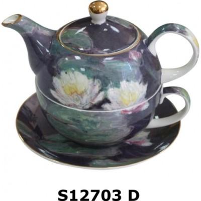 Чайний набір S12703 D Night Lillies