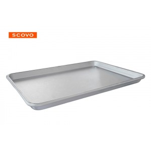 Поддон алюминиевый Сково  МШ-009  63*43*3,5 см