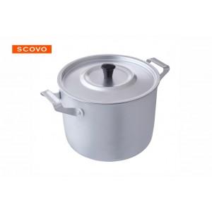 Кастрюля алюминиевая Сково 8 л МТ-084